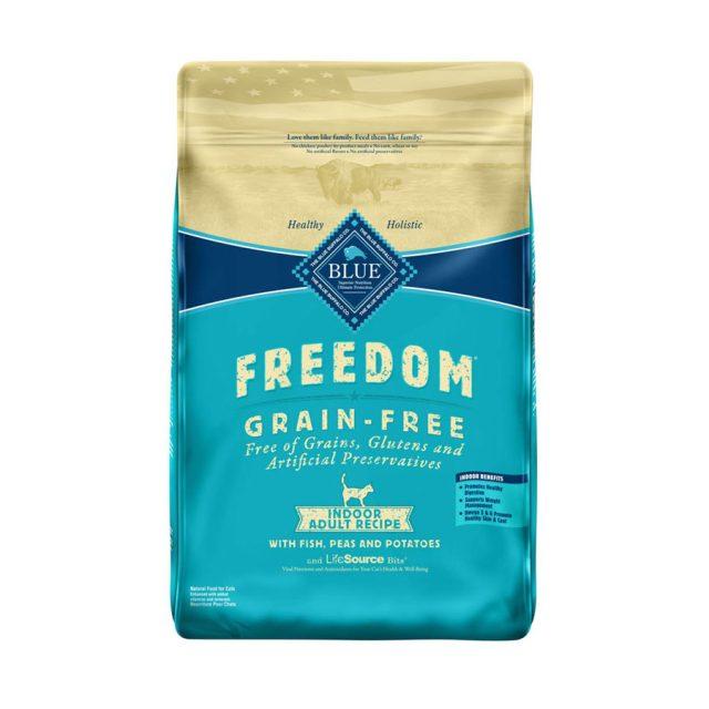 Blue Buffalo Freedom Grain-Free Dry Cat Food