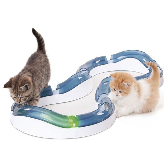Catit Design Senses Roller Circuit Cat Toy