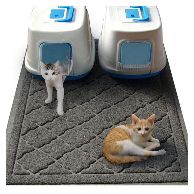 Jumbo Durable Easy Clean Cat Litter Mat
