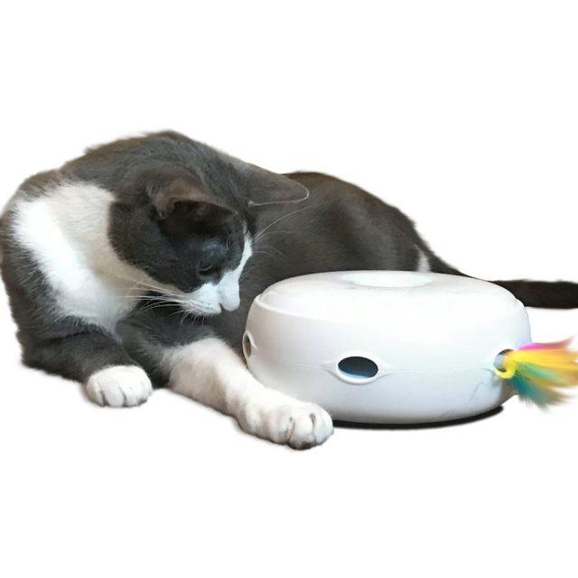 PetFusion Ambush Interactive Cat Toy